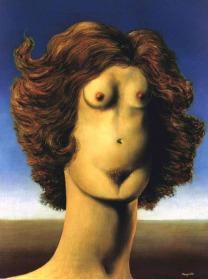 Magritte, le viol