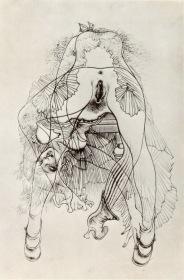 Hans Bellmer- Œuvre grave-