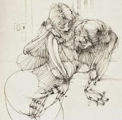Hans Bellmer -Analogies -1968