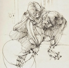 Hans Bellmer -Analogies -1968