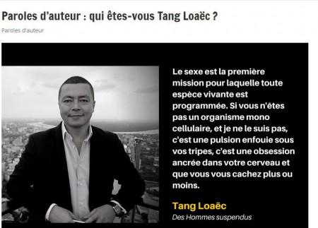 itv Tang Loaëc